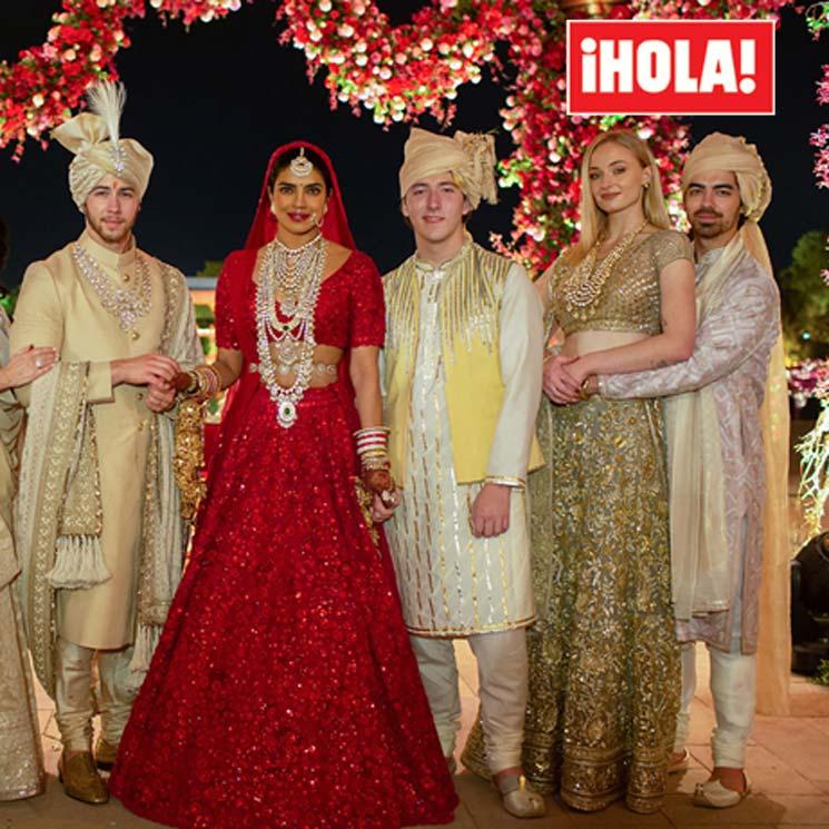 a71924e11 Boda Priyanka Chopra y Nick Jonas  así fue la celebración al más ...