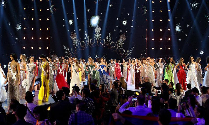 ¡Gala preliminar! Ángela Ponce, entre las favoritas para coronarse como Miss Mundo 2018