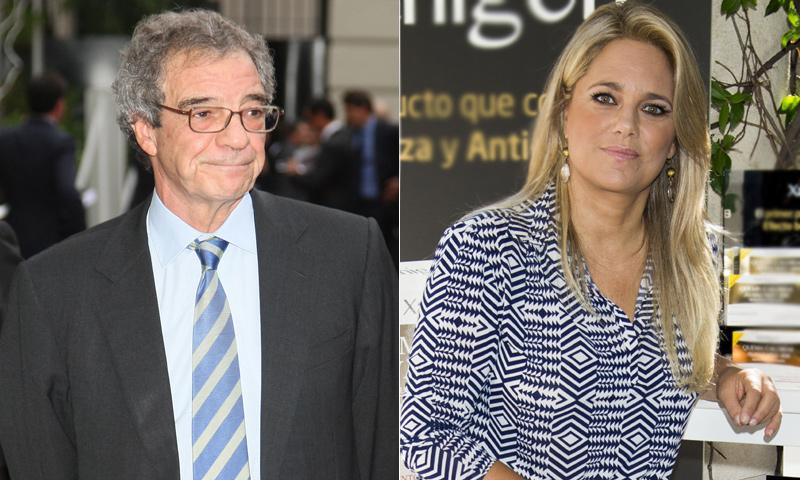 Isabel Sartorius y César Alierta, un año de discreta y consolidada relación