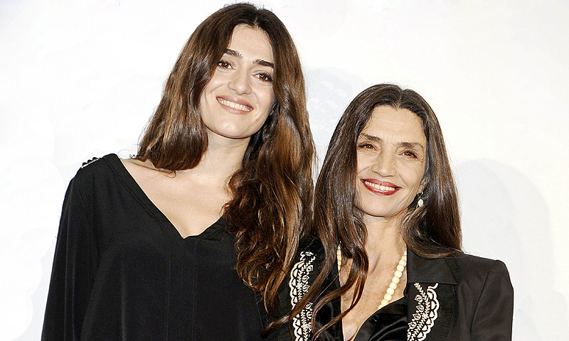 Ángela y Olivia Molina serán madre e hija también en la ficción en la nueva serie de Antena 3