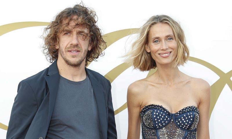 Vanesa Lorenzo y Carles Puyol se dedican románticos mensajes en su sexto aniversario