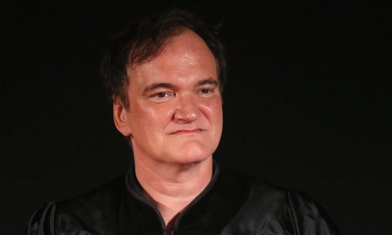 Quentin Tarantino se enfrenta a dos ladrones que entraron a robar en su casa