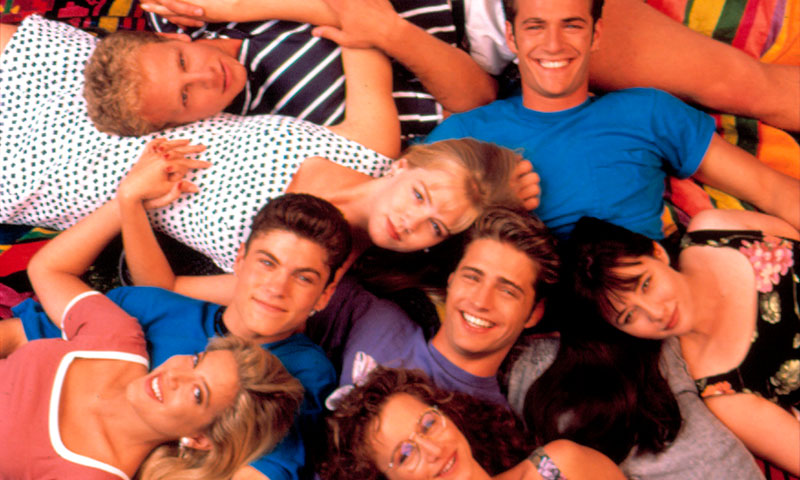 Los protagonistas de 'Sensación de Vivir' vuelven a Beverly Hills 90210