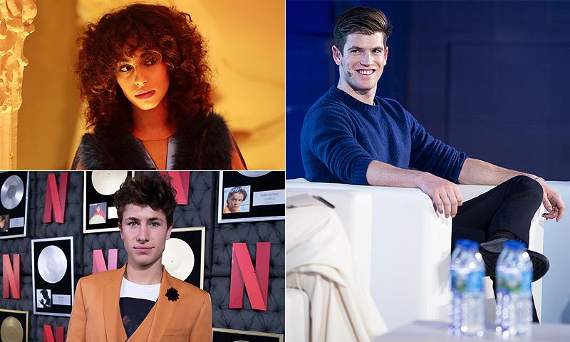 Miguel Bernardeau, Juanpa Zurita o Mina El Hammani, entre los actores revelación de este 2018