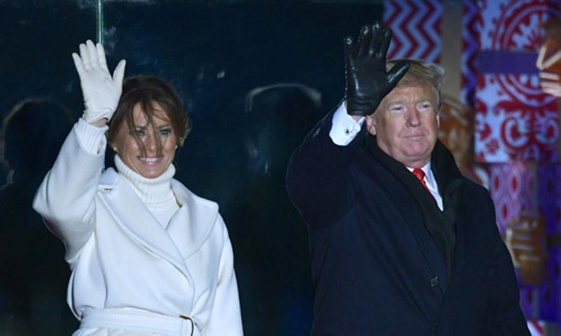 Donald y Melania Trump suspenden sus vacaciones