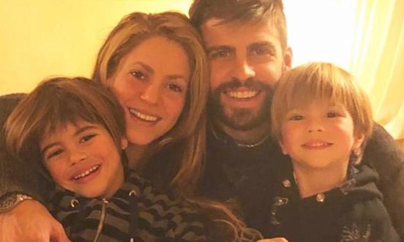 De Finlandia a la Toscana, las vacaciones más familiares de Shakira y Piqué