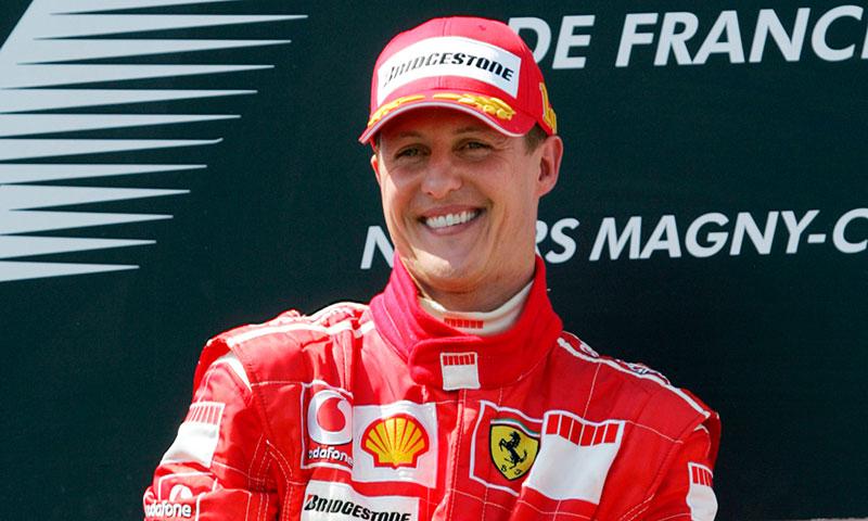 Así celebrará la familia de Michael Schumacher el 50 cumpleaños del deportista