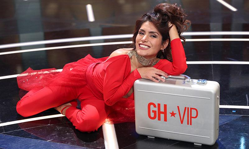 Miriam Saavedra desvela en qué va a gastar el dinero de 'GH VIP' y no es para ella