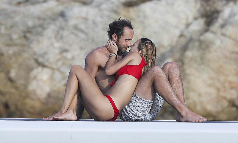 James Middleton abandona la soltería: así es la nueva novia del hermano de la duquesa de Cambridge