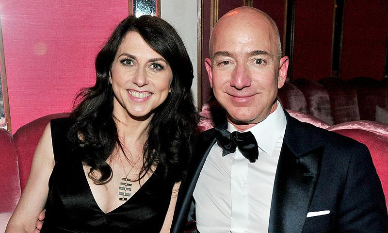 Jeff Bezos, fundador de Amazon, se separa de su mujer tras 25 años casados