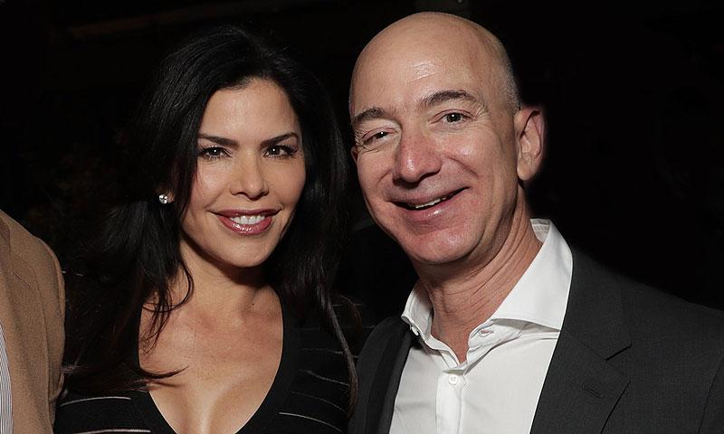 Medios estadounidenses apuntan que Jeff Bezos podría mantener una relación con una reportera
