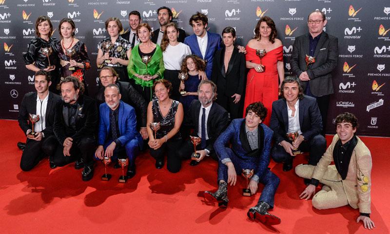 Cuenta atrás para los Premios Forqué: estos son los nominados a la primera gala del año del cine español