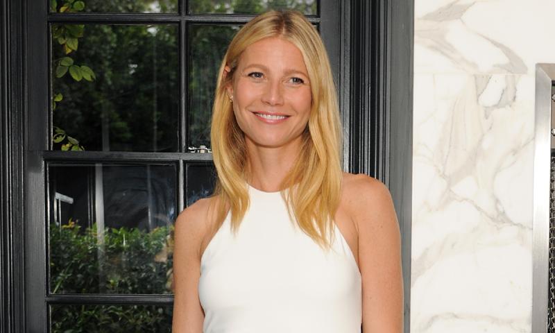 La moderna luna de miel de Gwyneth Paltrow con su marido... ¡y su ex!