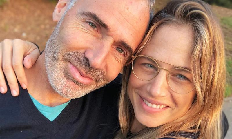 ¡Martina Klein y Álex Corretja están de celebración!