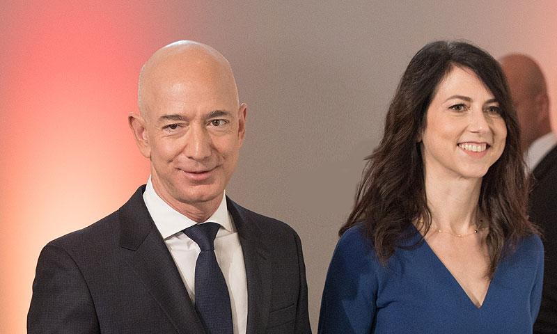 Esta es la fortuna y propiedades que el fundador de Amazon tendrá que compartir con su mujer