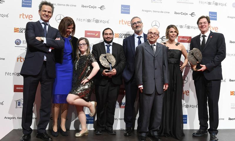 Así fue la gran noche de los Premios Forqué en la que 'Campeones' fue la gran triunfadora
