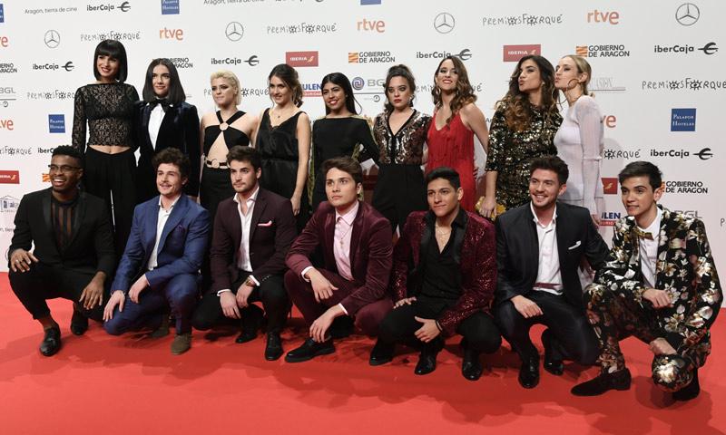 Eurovisión, la gira, nuevos proyectos... hablamos con Ana Guerra y los concursantes de OT 2018