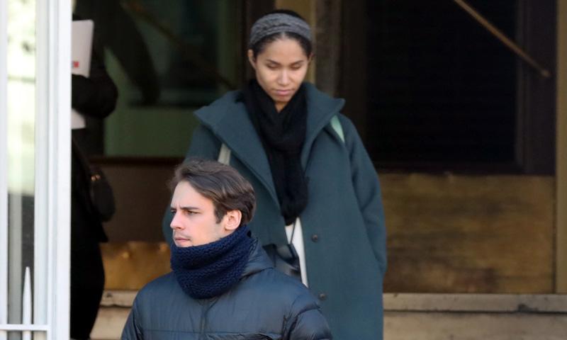 Martiño Rivas, en la cuenta atrás para ser padre con la bailarina Kayoko Everhart