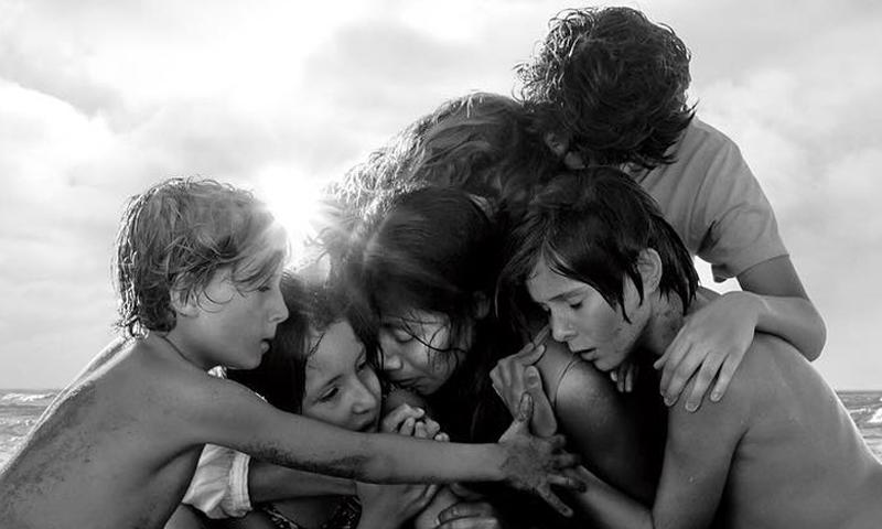 'Roma', la primera película de Netflix nominada a los Premios Goya