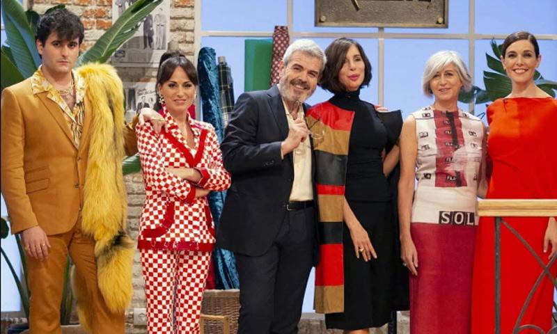 El motivo que hizo llorar a Raquel Sánchez Silva en el estreno de 'Maestros de la costura'