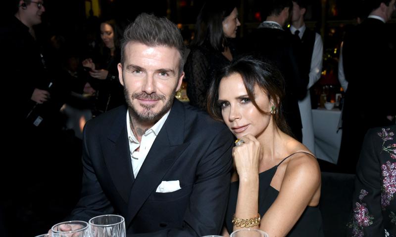 La reacción de Victoria Beckham ante los rumores de crisis en su matrimonio