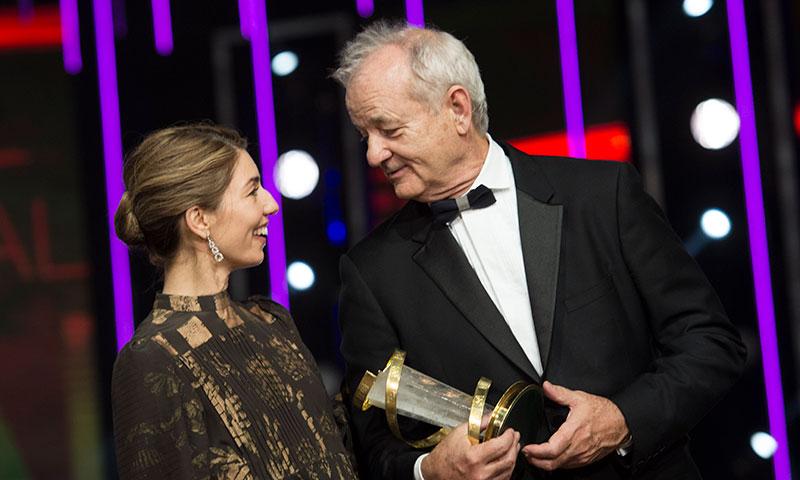 Sofia Coppola, Bill Murray y el nuevo proyecto que ha enamorado a los fans de 'Lost in Translation'