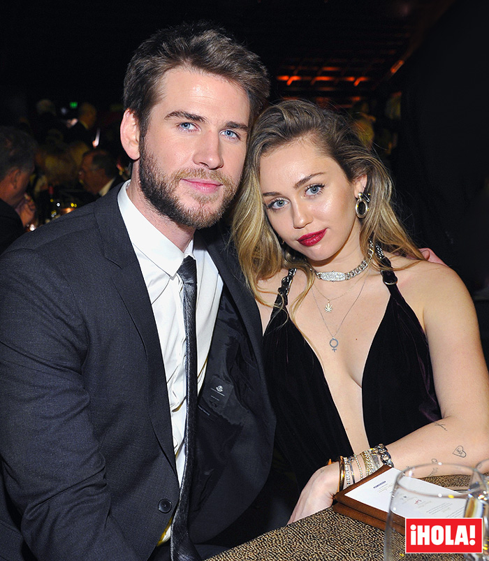 Miley Cyrus And Liam Hemsworth Reappear After Their Wedding