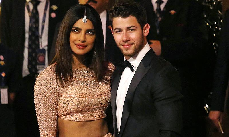 ¡Aún no ha terminado! Nick Jonas y Priyanka Chopra vuelven a celebrar su boda en Carolina del Norte