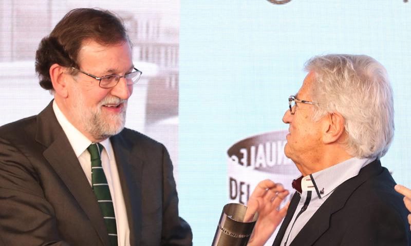 Mariano Rajoy: 'Mi hijo quiere ser Pepe Domingo Castaño'