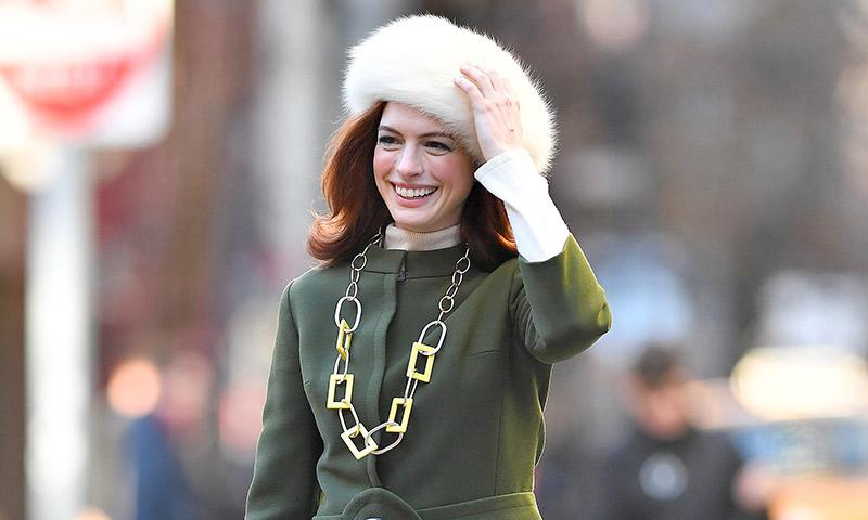 Anne Hathaway, de 'Princesa por sorpresa' a reina de la gran pantalla