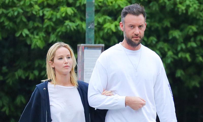 Jennifer Lawrence y Cooke Maroney: una relación que se consolida