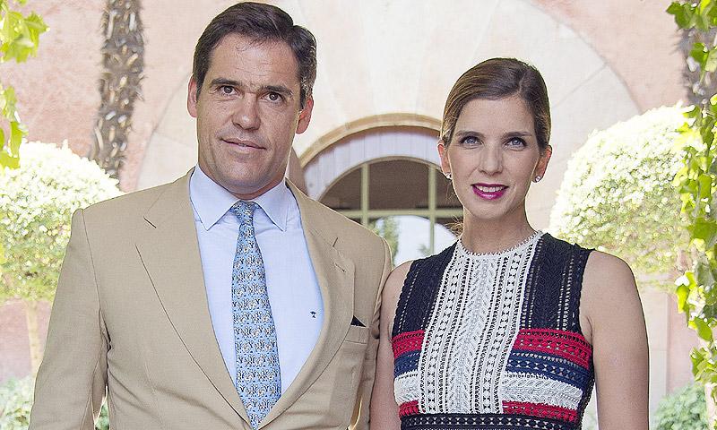 Luis Alfonso de Borbón y Margarita Vargas ya son padres de su cuarto hijo