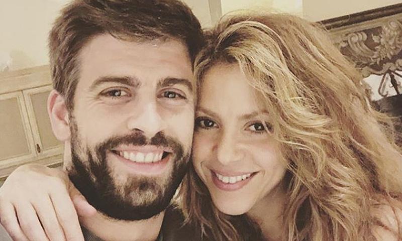 Shakira, Piqué y su original tarta de cumpleaños que ha superado el millón de 'likes'