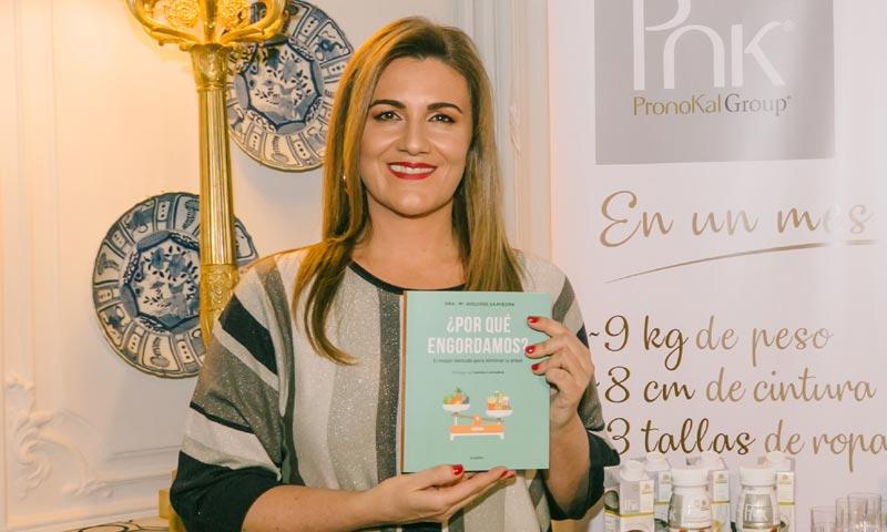 Carlota Corredera vuelve a dar consejos de cómo perder peso