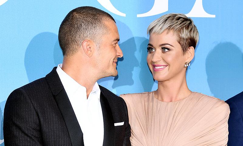 Katy Perry revela los conflictos que tiene con Orlando Bloom sobre lo que guardan en casa