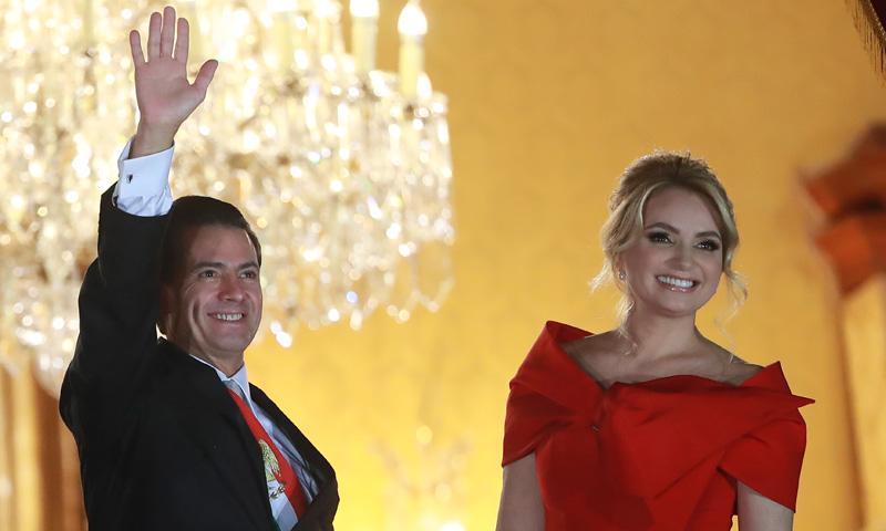 Crece la expectación en México tras la separación de Enrique Peña Nieto y Angélica Rivera