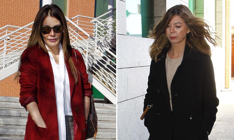 Ivonne Reyes y Eva Zaldívar, cara a cara una semana antes del juicio que las enfrenta