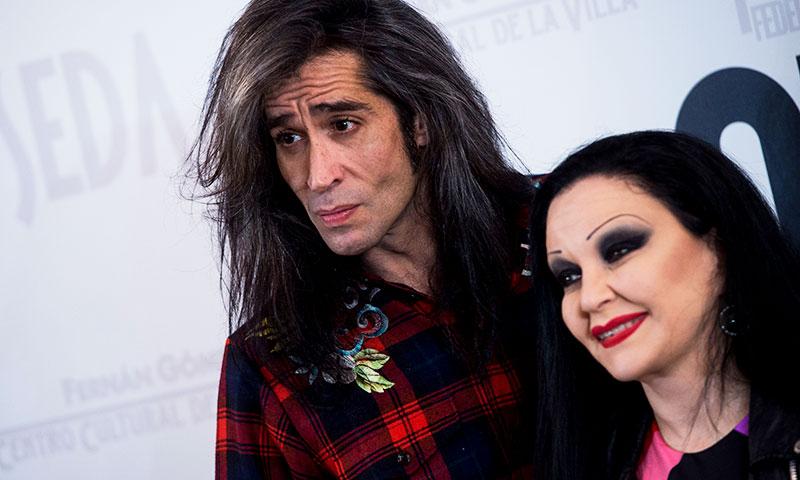 Alaska derrocha humor para hablar del giro que ha dado su matrimonio con la enfermedad de Mario Vaquerizo
