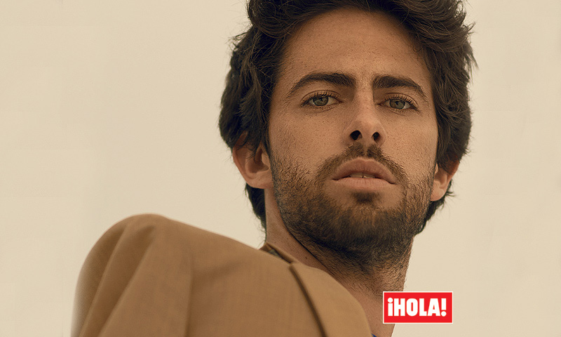 Sebastián Llosa, el sobrino músico de Mario Vargas Llosa, modelo de excepción para ¡HOLA!