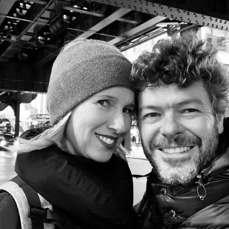 Amor y música en Chicago: Anne Igartiburu, más orgullosa que nunca de su marido, Pablo Heras-Casado