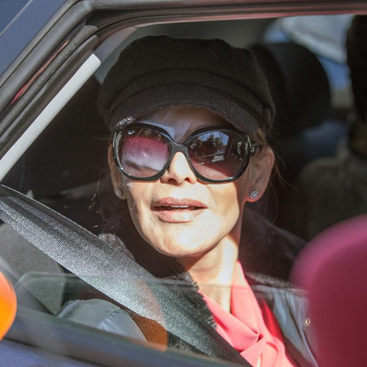 Primeras declaraciones de Ivonne Reyes tras operarse de un problema ocular