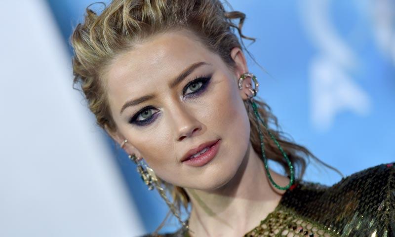 Amber Heard se toma con mucho humor que la hayan confundido con Amaia Salamanca