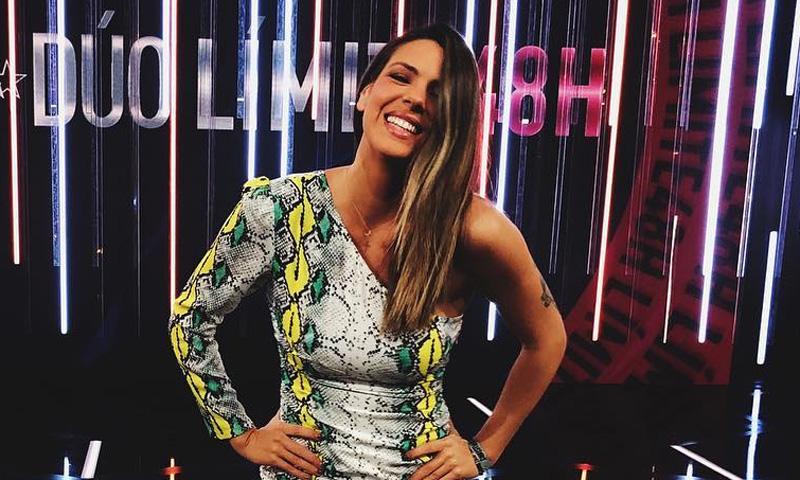 Laura M. Flores: 'Estoy conociendo a una persona que me gusta mucho'