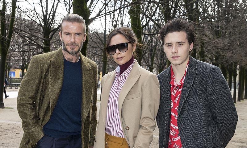 Los Beckham reforman su casa de Londres para crear un espacio para Brooklyn y su novia