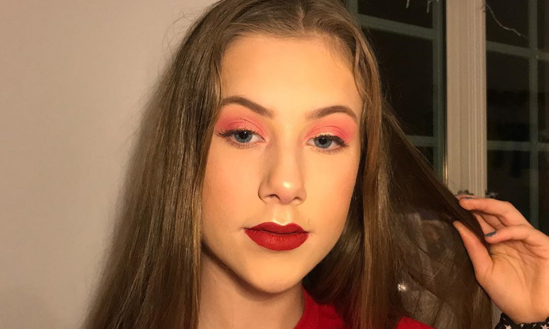 Leah Isadora Hija De Marta Luisa De Noruega Prueba Suerte Como Instagrammer A Los 13 Anos