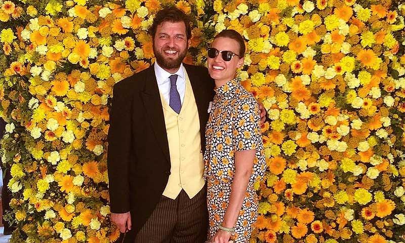 """EXCLUSIVA: Sabemos cuándo se casan el príncipe Casimir Sayn-Wittgenstein y la """"top"""" Alana Bunte"""