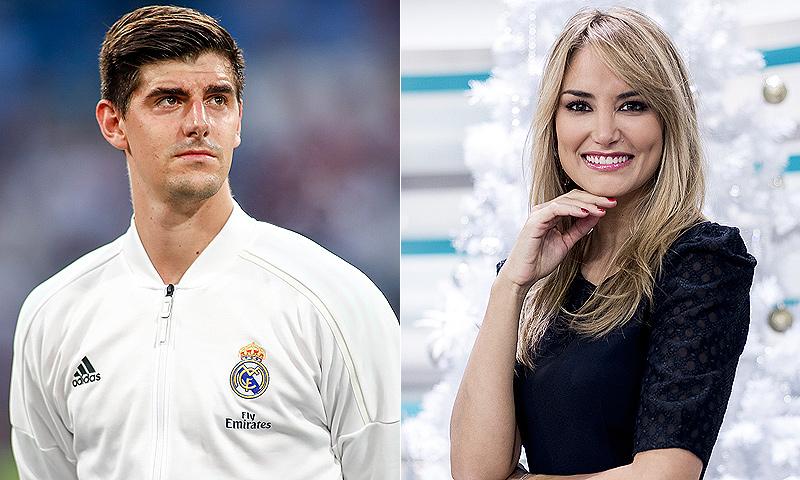 Alba Carrillo y Thibaut Courtois, pareja sorpresa