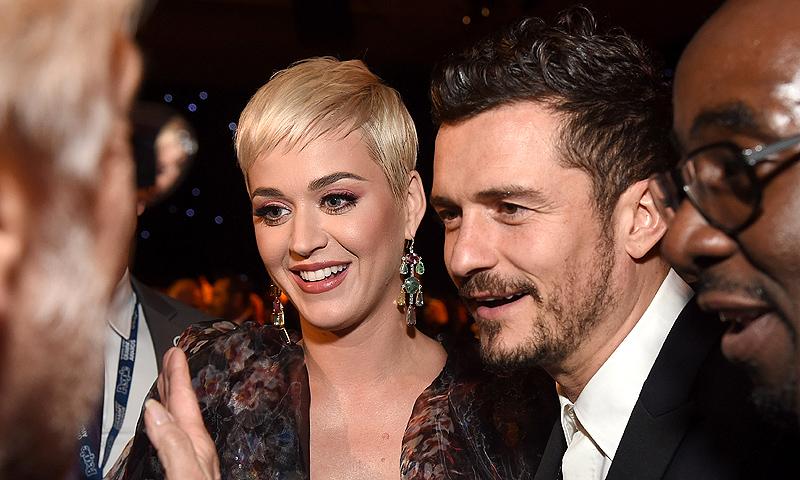 Katy Perry revela cómo fue la espectacular (y accidentada) petición de matrimonio de Orlando Bloom
