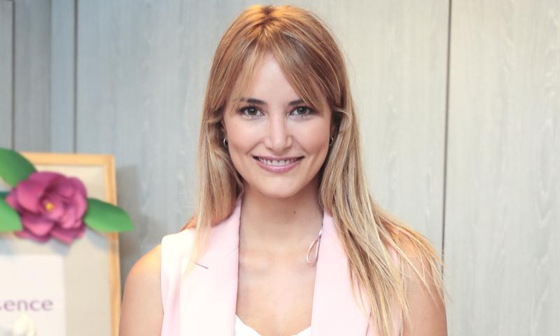 Alba Carrillo, ilusionada: 'Courtois es una persona maravillosa, a mí me gusta'