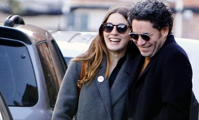 ¡Puro amor! El romántico reencuentro de María Valverde y Gustavo Dudamel